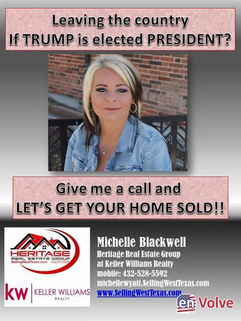 envolve trump moving realtor meme realtor turns anti trump idiots into brilliant marketing ad