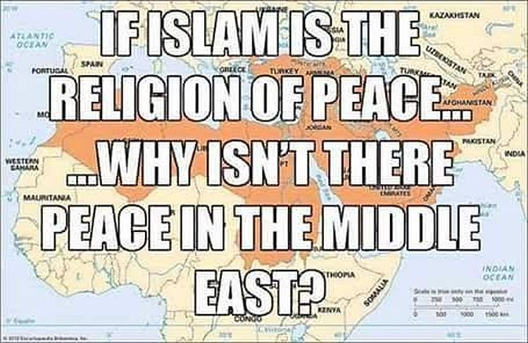 why-no-peace-in-middle-east