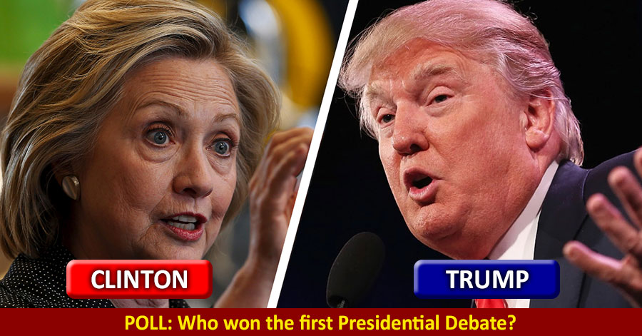 who won the debate - photo #36