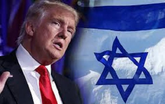 TRUMP HELPING ISRAEL 900