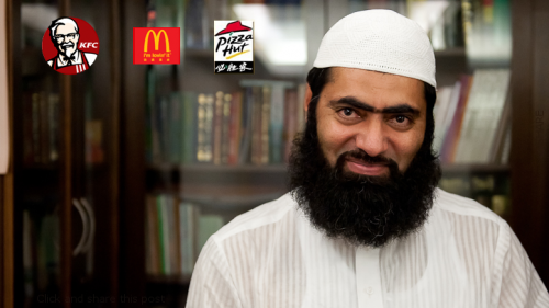 sharia law food