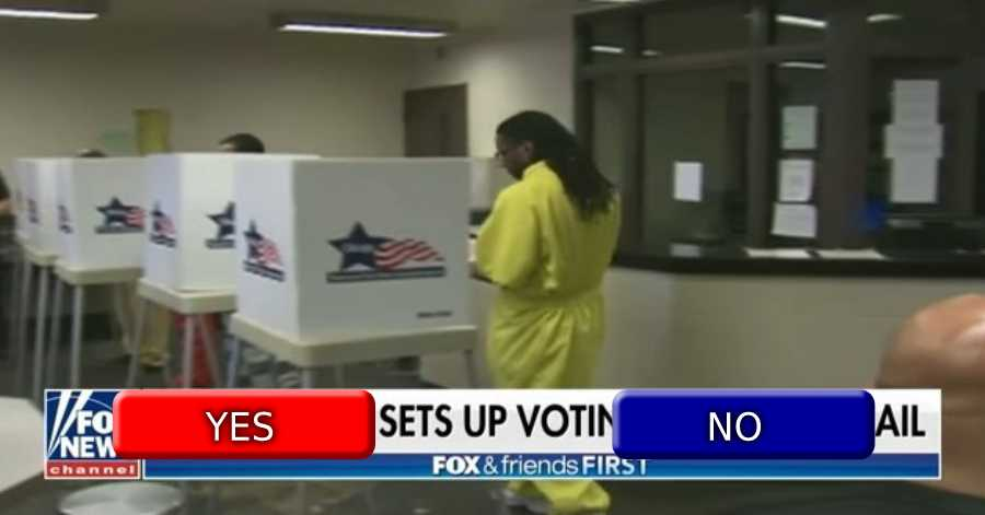POLL: Should Inmates Be Allowed To Vote In Jail? – enVolve