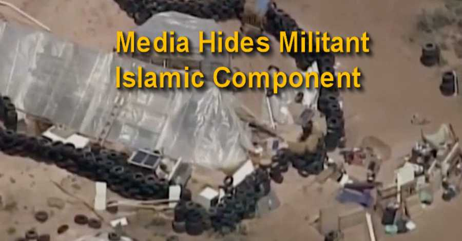 Liberal Media SILENT On Shocking New Facts – New Mexico Compound Training Kids To Become Islamic Terrorists/Shoot Up Schools