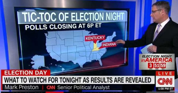 OOPSIE! CNN \'Election Experts\' Don\'t Even Know Where ...