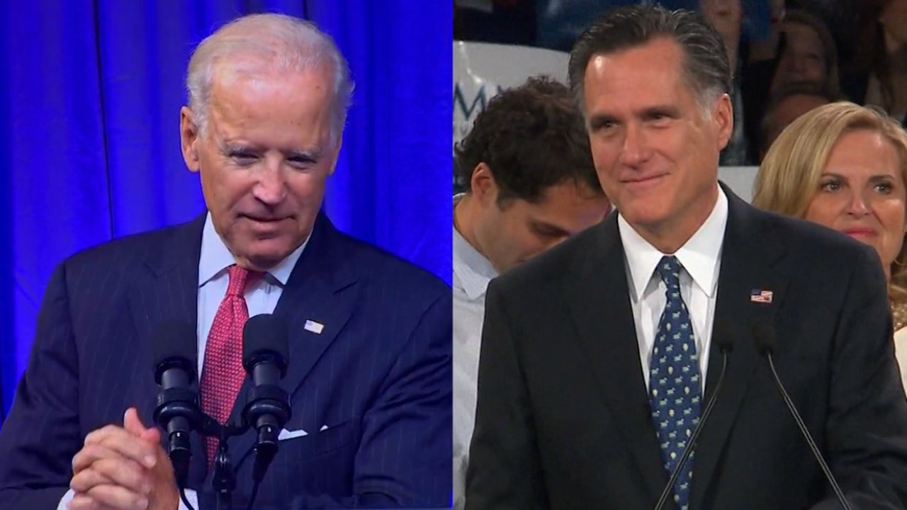 Mitt Romney's Campaign Friends Ditch GOP To Aid Biden, Is He Next?